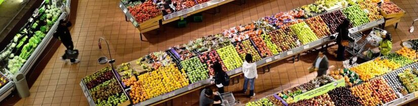 Utilizando seladoras a vácuo em supermercados
